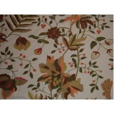 Crewel Fabric Lolita Pearl Glow Cotton