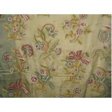 Crewel Fabric Aler Sweettalk Silk Organza