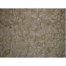 Crewel Fabric Antique Club Linen