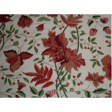 Crewel Fabric Lolita Sweetpine Cotton