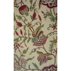 Crewel Fabric Amir Natural